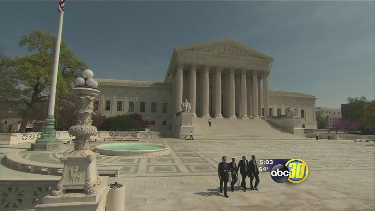 Supreme Court deadlocks on case about union fees brought by Sanger High teacher and other CA educators