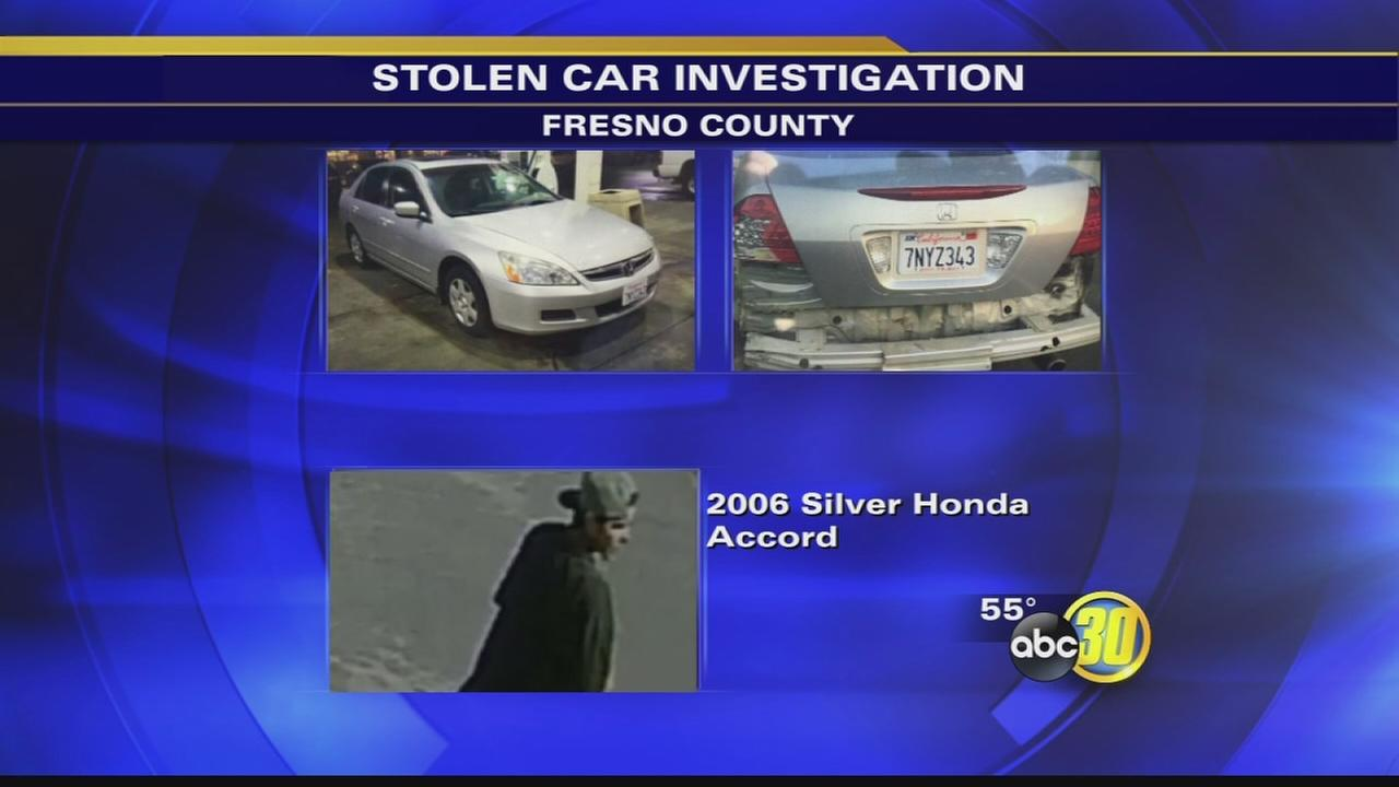 3-year-old abandon on side of road by car thief in Fresno County