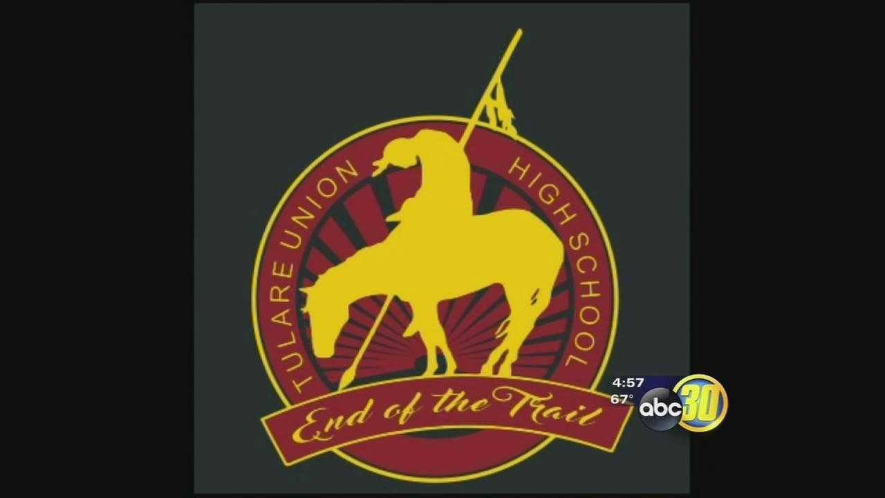Tulare high school taking stand against state law that is forcing them to change mascot name
