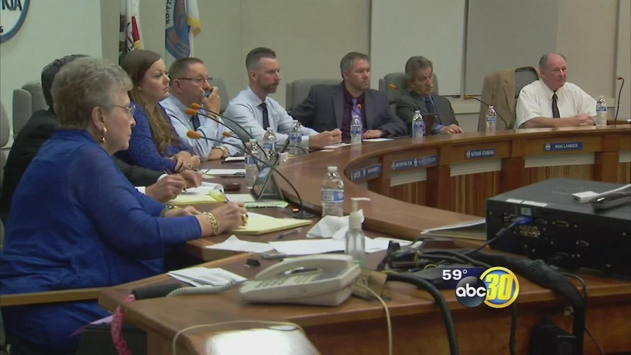 Coalinga City Council votes to allow a cannabis manufacturing facility in the city