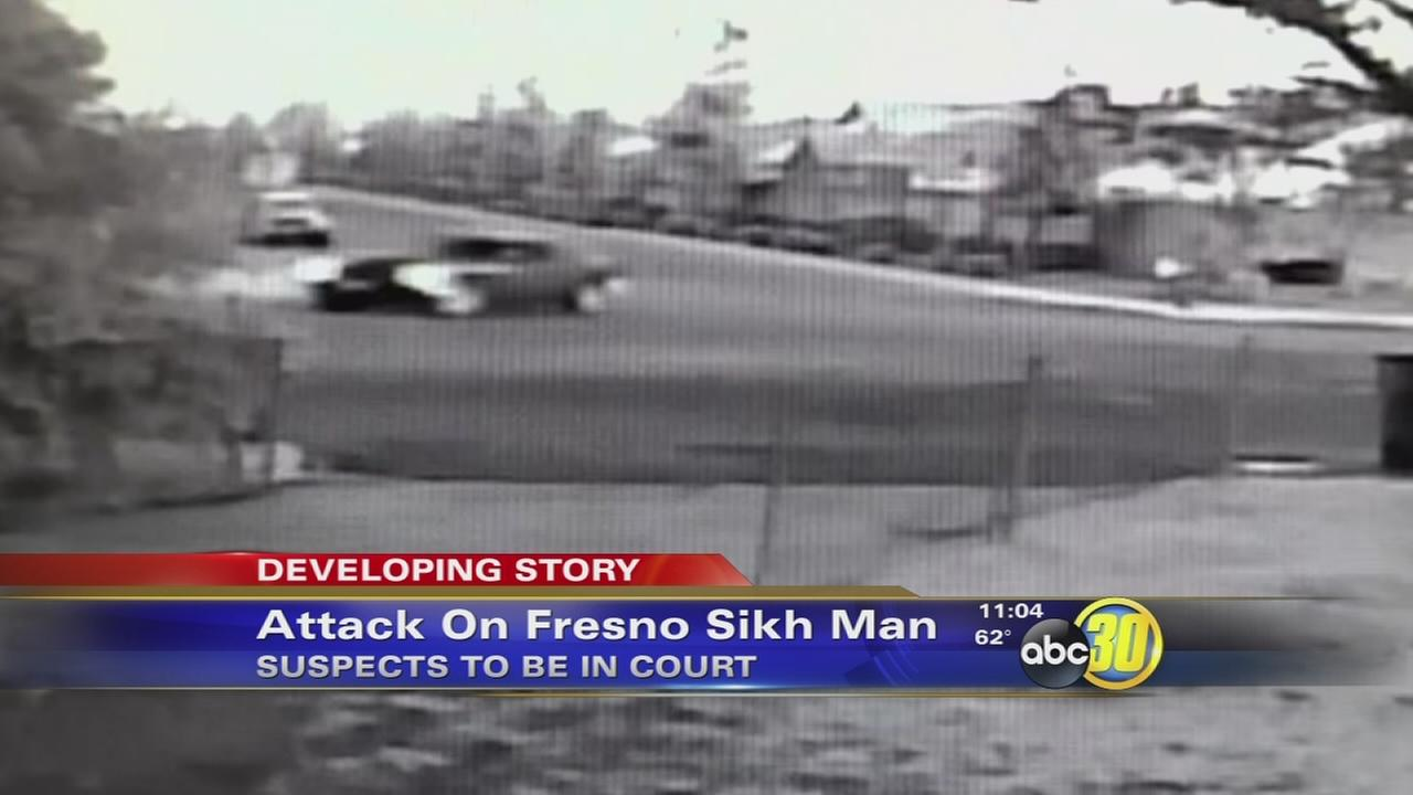 Suspects in alleged hate crime against Sikh man pleads not guilty