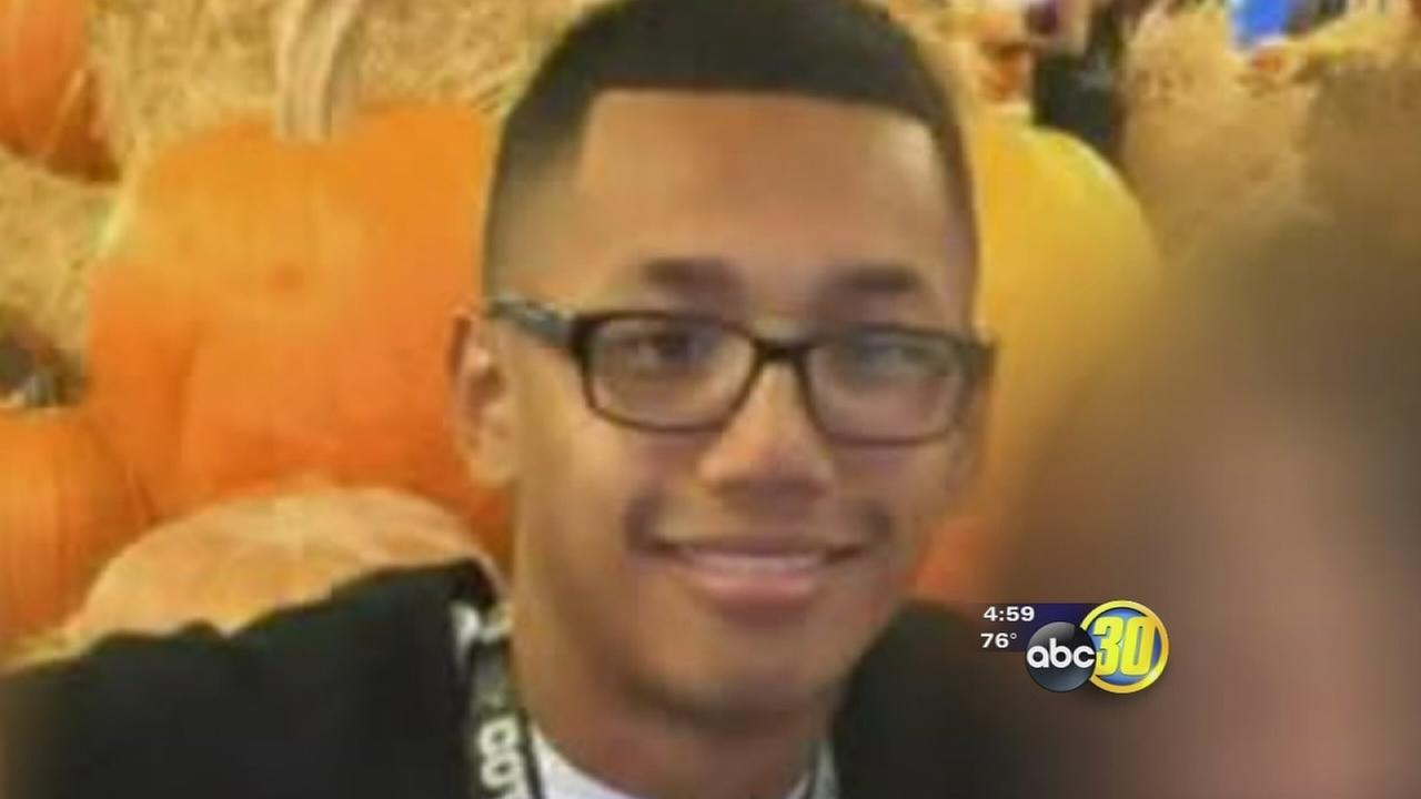 Fresno Police searching for suspect in shooting death of Hoover High teen
