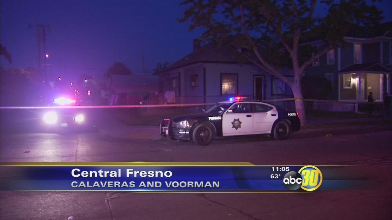 Man in critical condition after a stabbing in Central Fresno