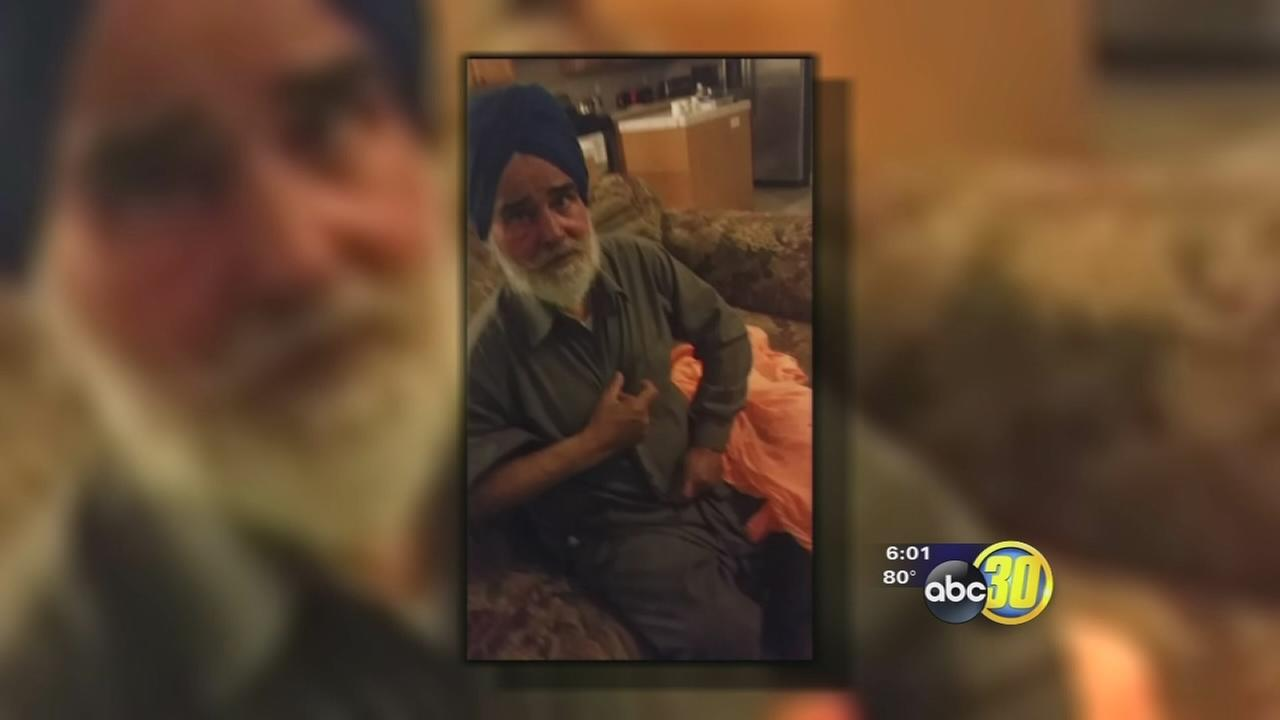 Older Sikh couple attacked, but police say not a hate crime