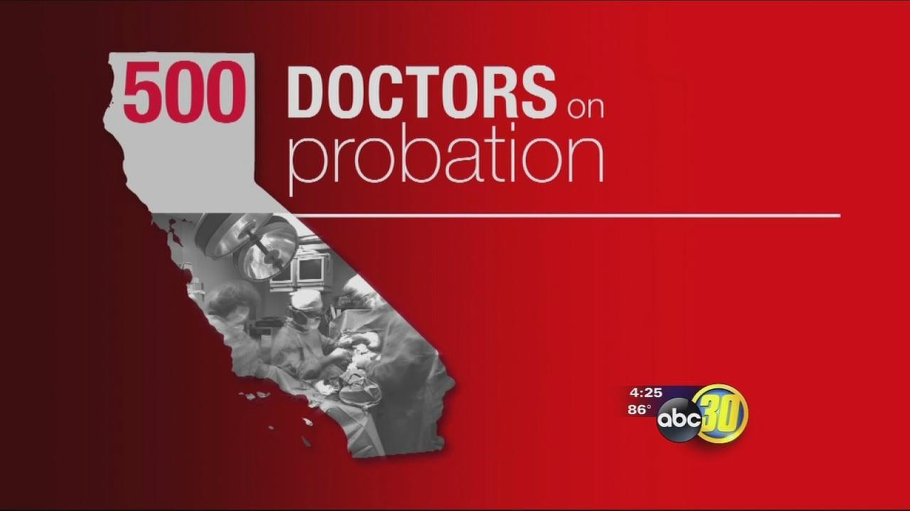 Doctors on probation