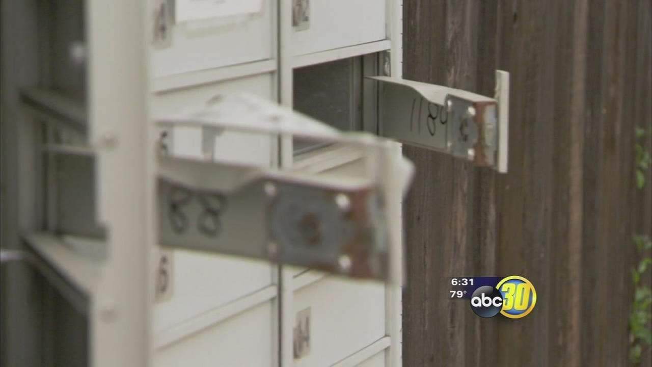 Victims of mail theft say broken boxes arent getting fixed