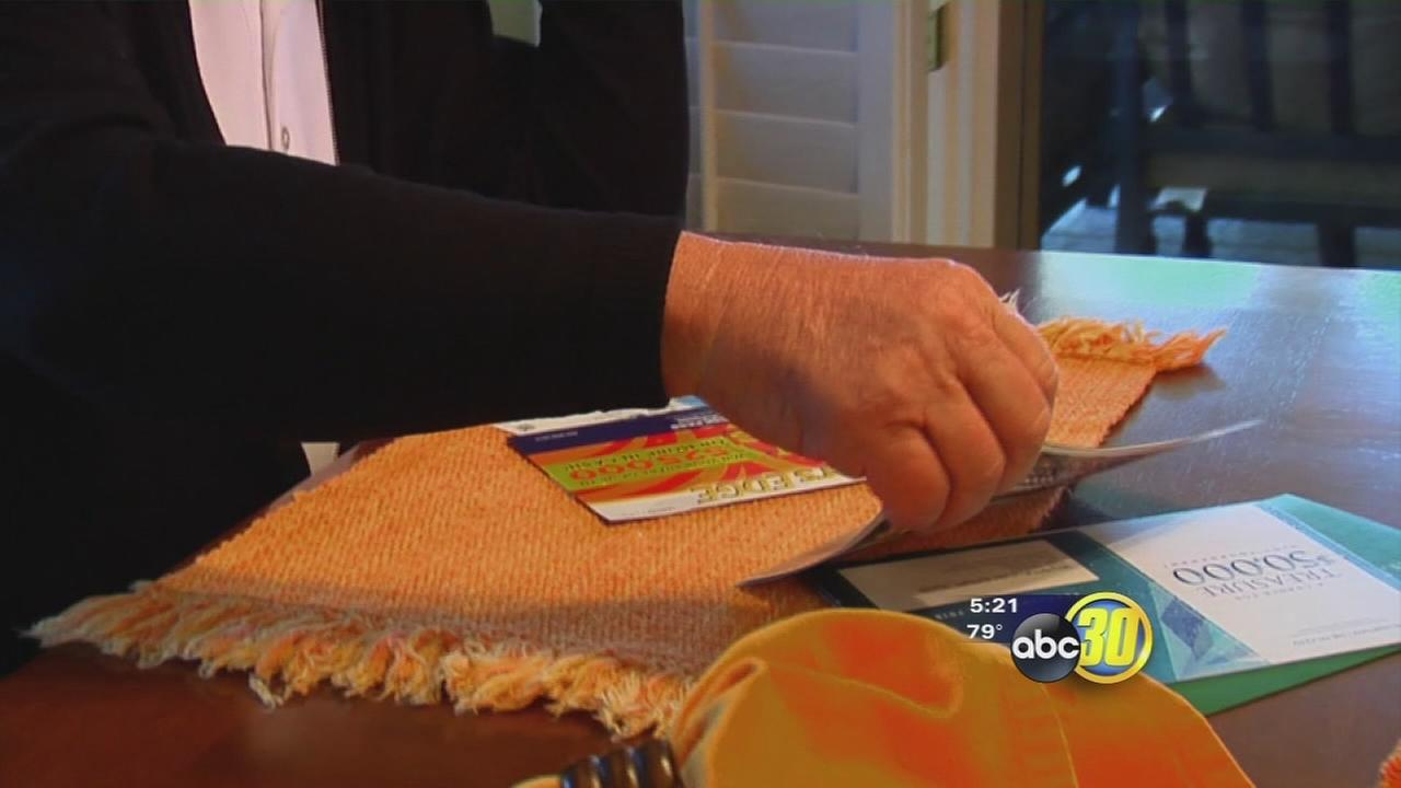 Safe from Scams: lottery scam targets seniors