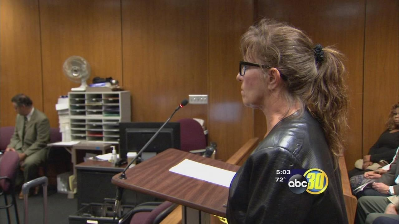 Woman sentenced in Fresno County for mistreating horses