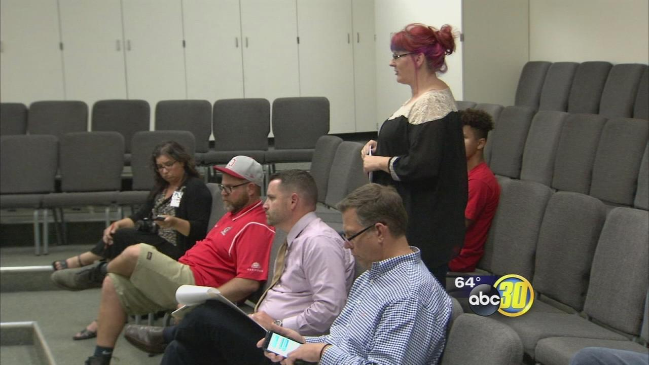 Some Kingsburg parents unhappy with new policy allowing some staff to carry a gun on campus