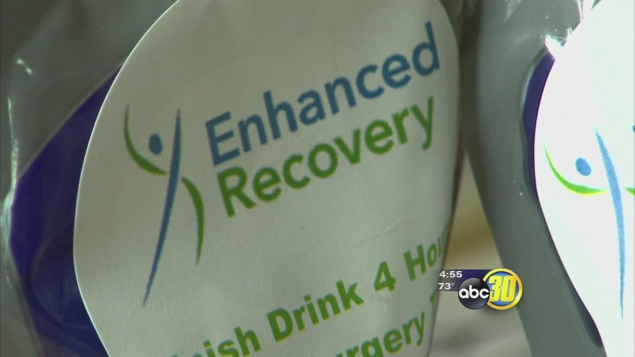 Simple treatment before surgery helping patients at Fresno medical center recover faster