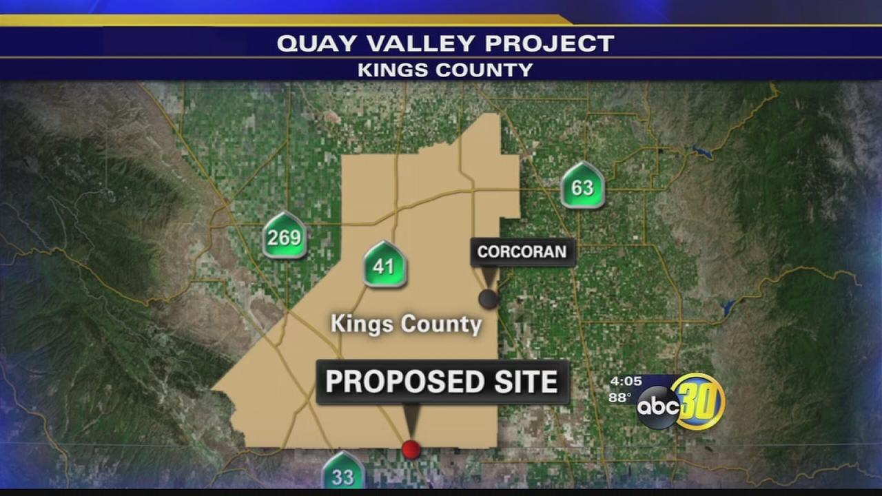 Meeting to be held about plans for new town in Kings County