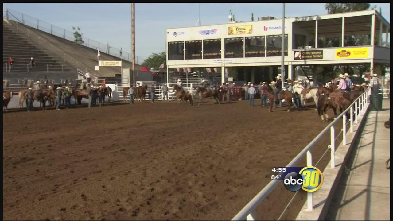 Clovis Rodeo will be delighting rodeo goers, rain or shine