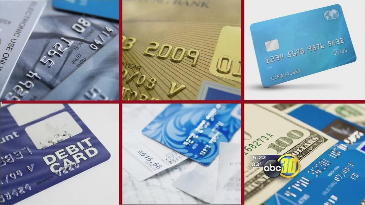 Safe from Scams: Credit Card Scam