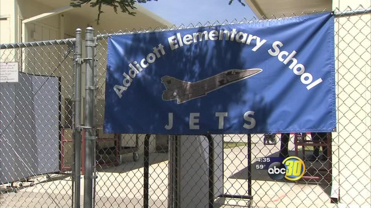 Fresno special needs school welcomes renovations