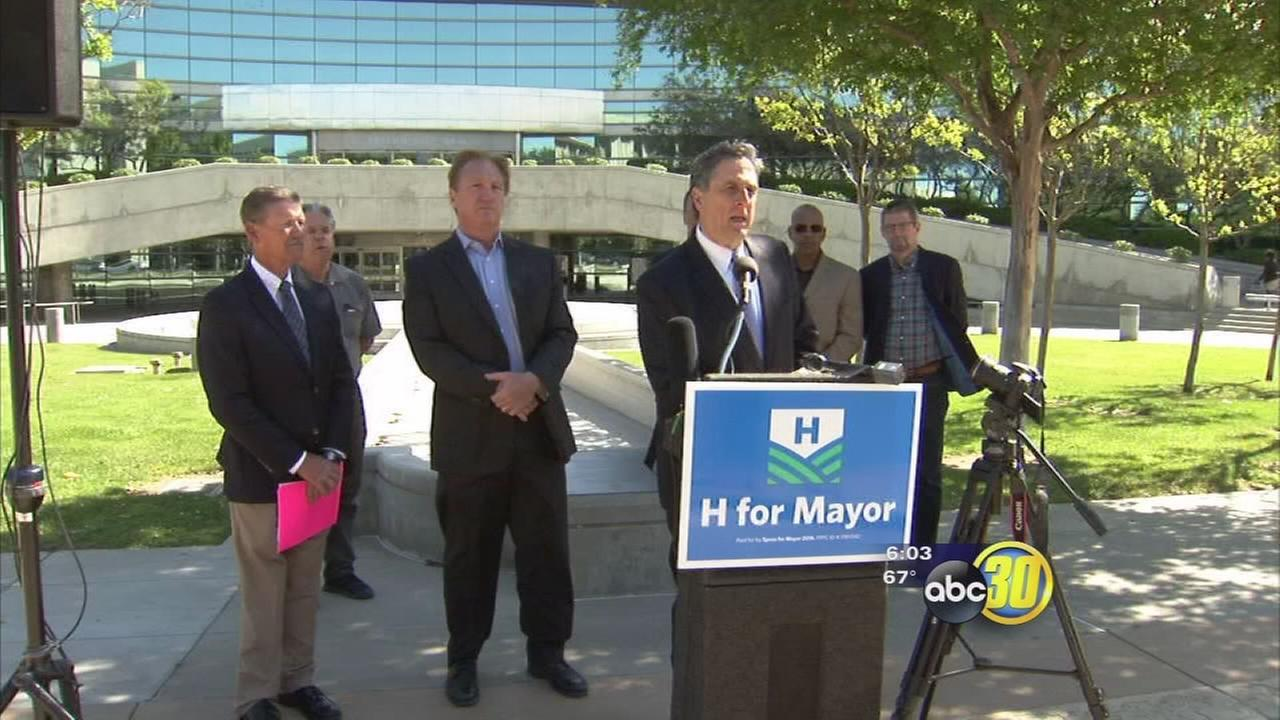 New poll shows Fresno mayoral race tightening