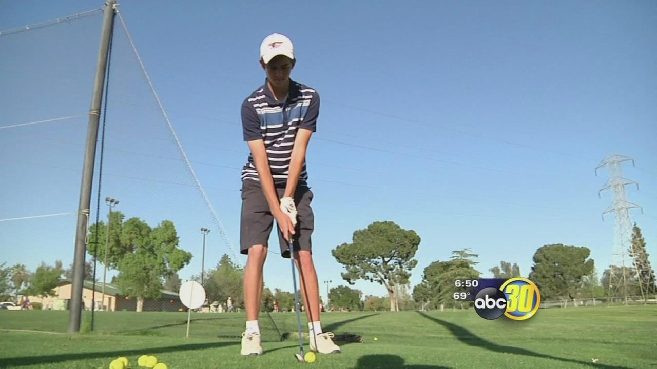 Local program helping kids tee off in the game of life