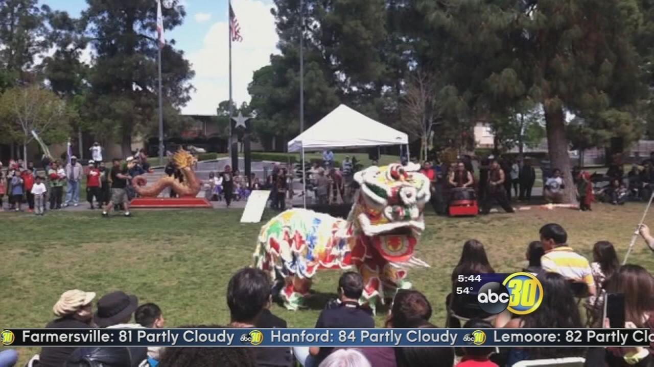 Fresno City College hosts AsianFest 2016
