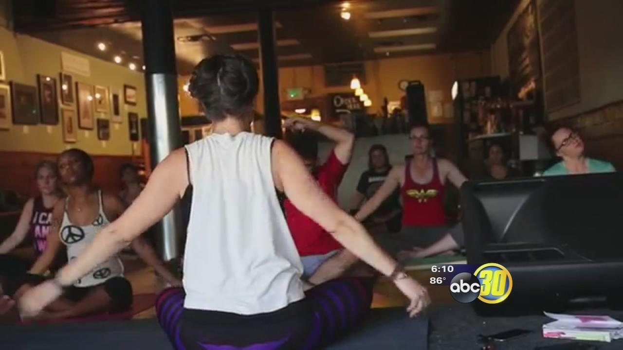 050116-kfsn-6pm-beer-yoga-vid