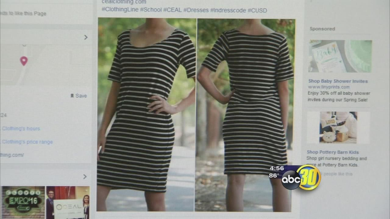 Clovis store offers fashionable clothing fit for school