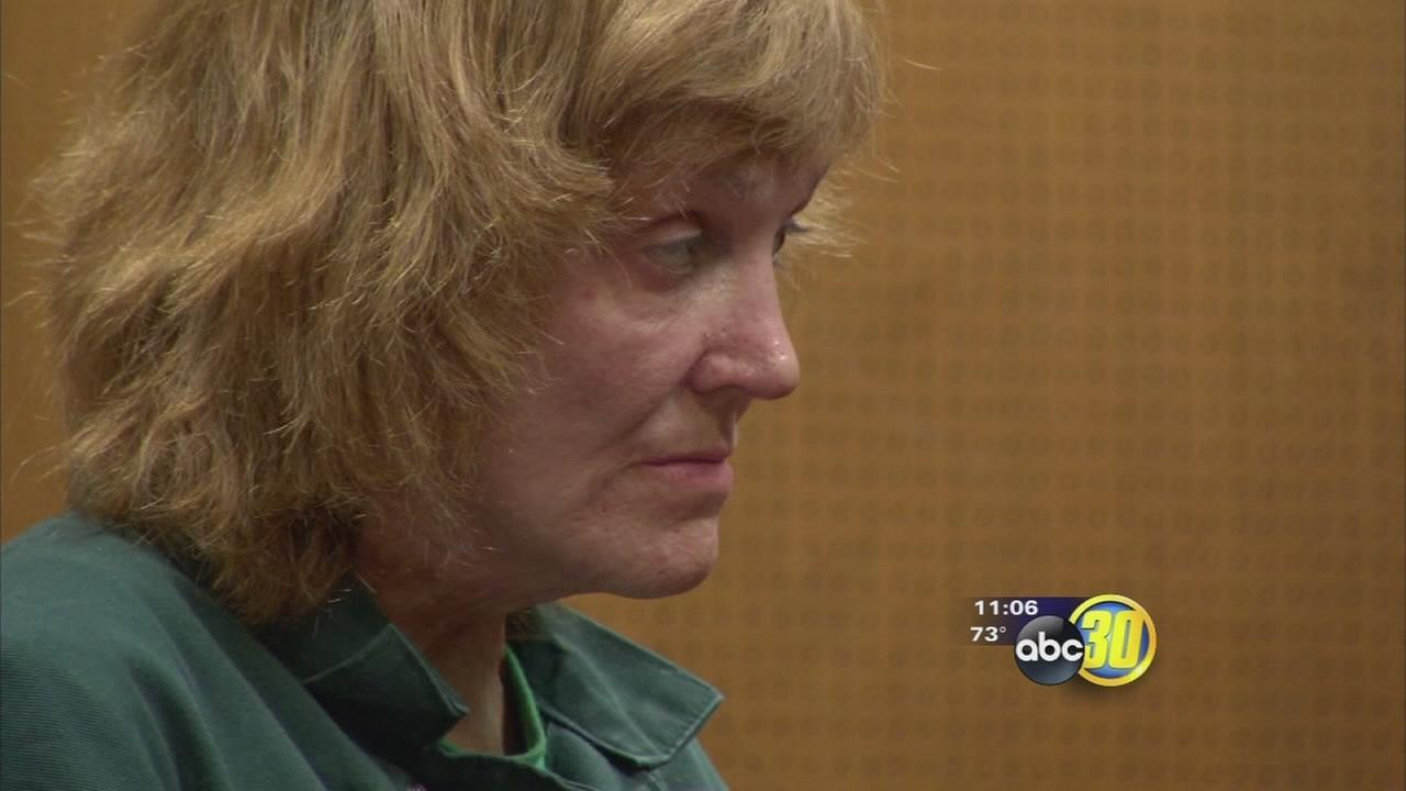Julia Harper sentenced to 9 years for arson fire that injured Captain Pete Dern