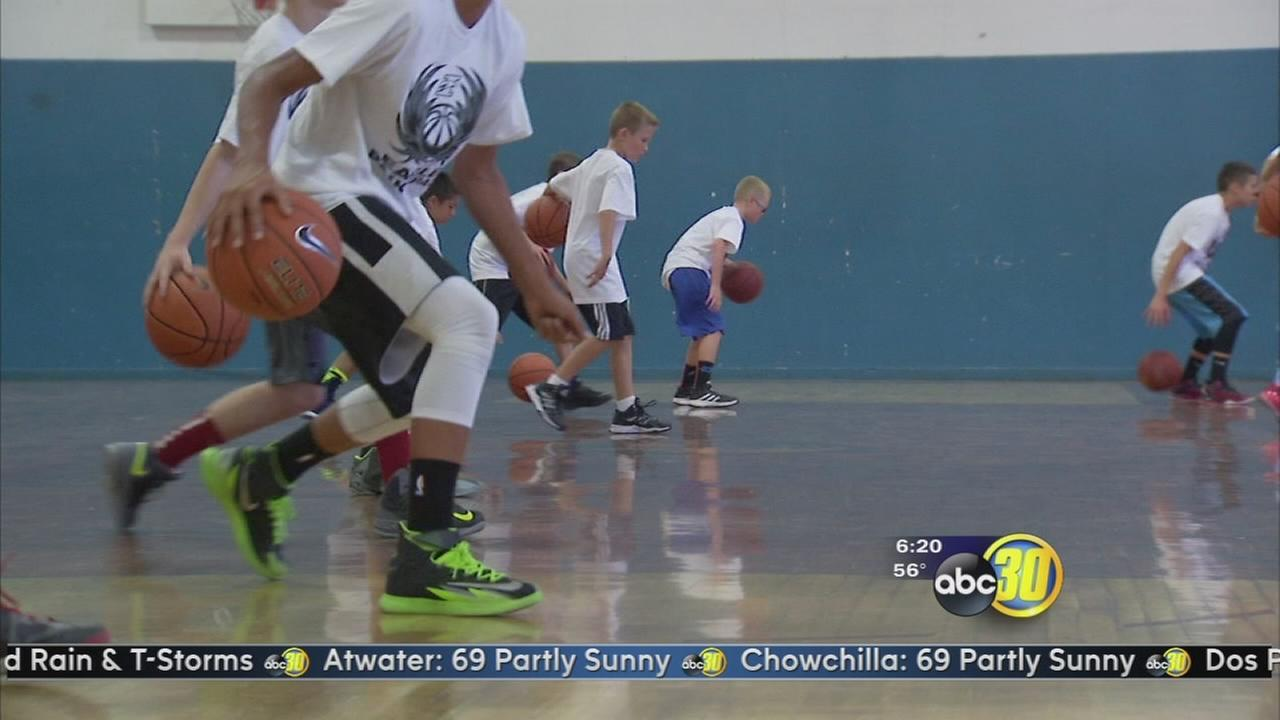 Quincy Pondexter Basketball Camp