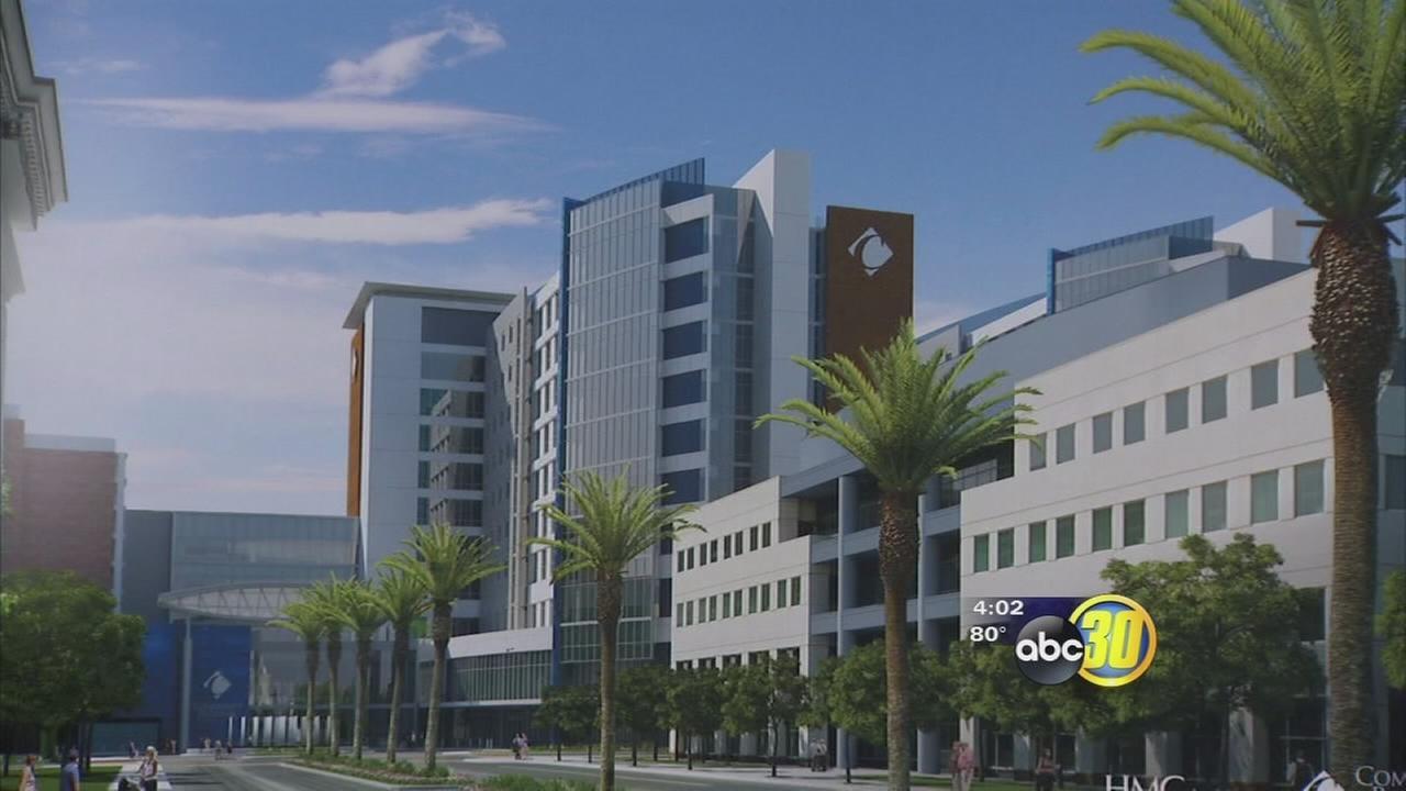 Community Regional Medical Center set for major expansion