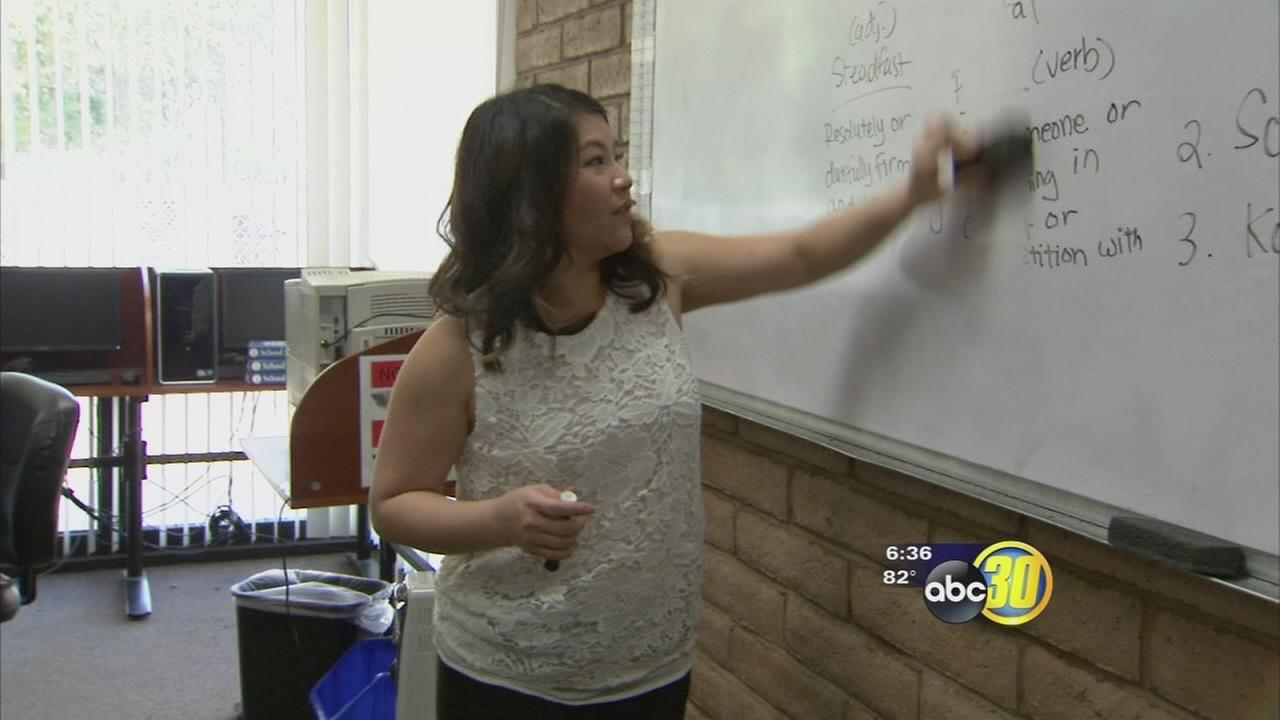 Education fresno adult