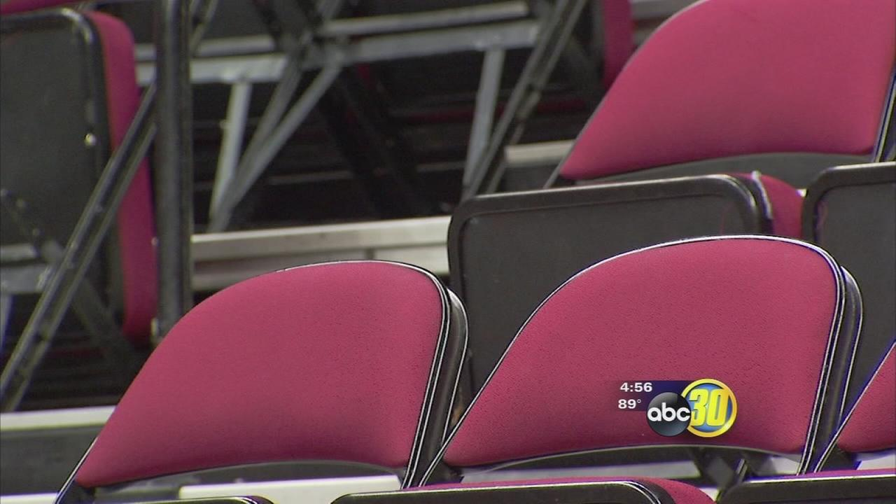 Save Mart Center seeing bigger names grace the stage
