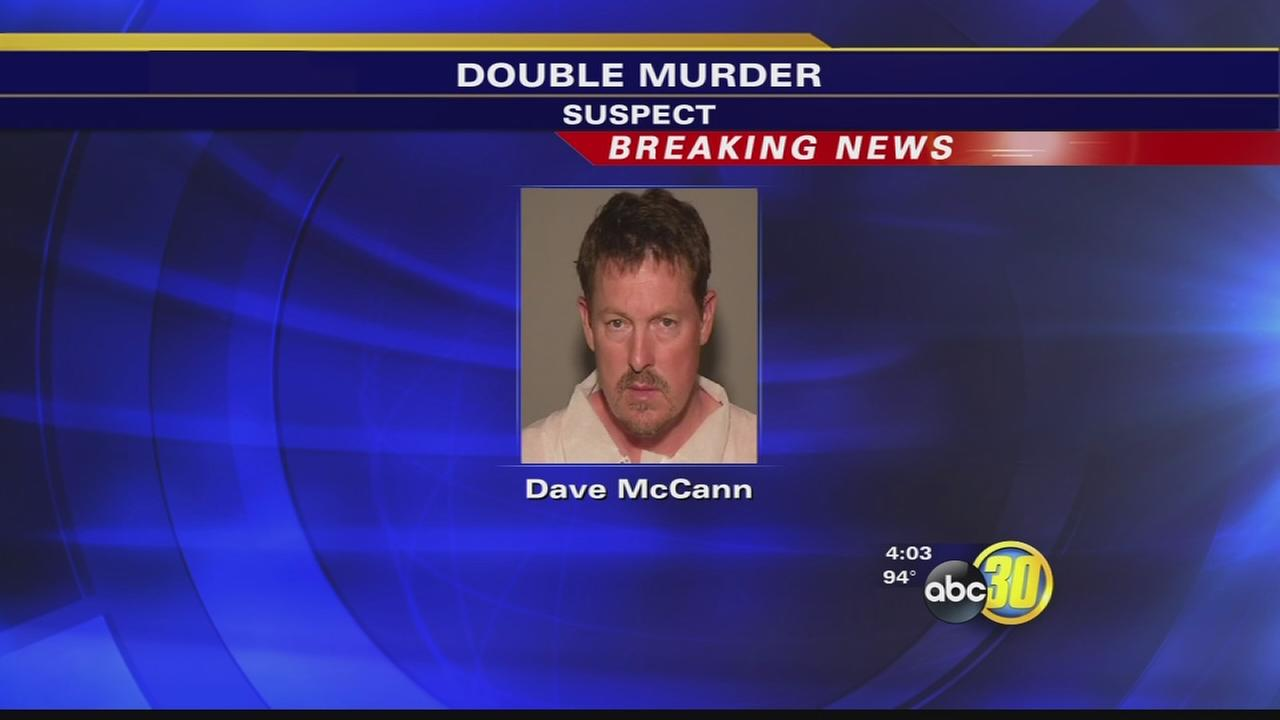 DA files murder charges against Dave McCann