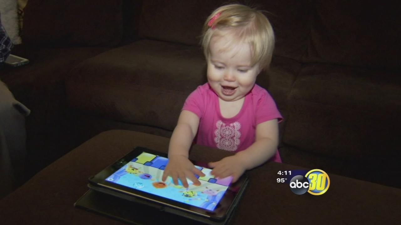 Children and technology: Experts say there are guidelines for screen time