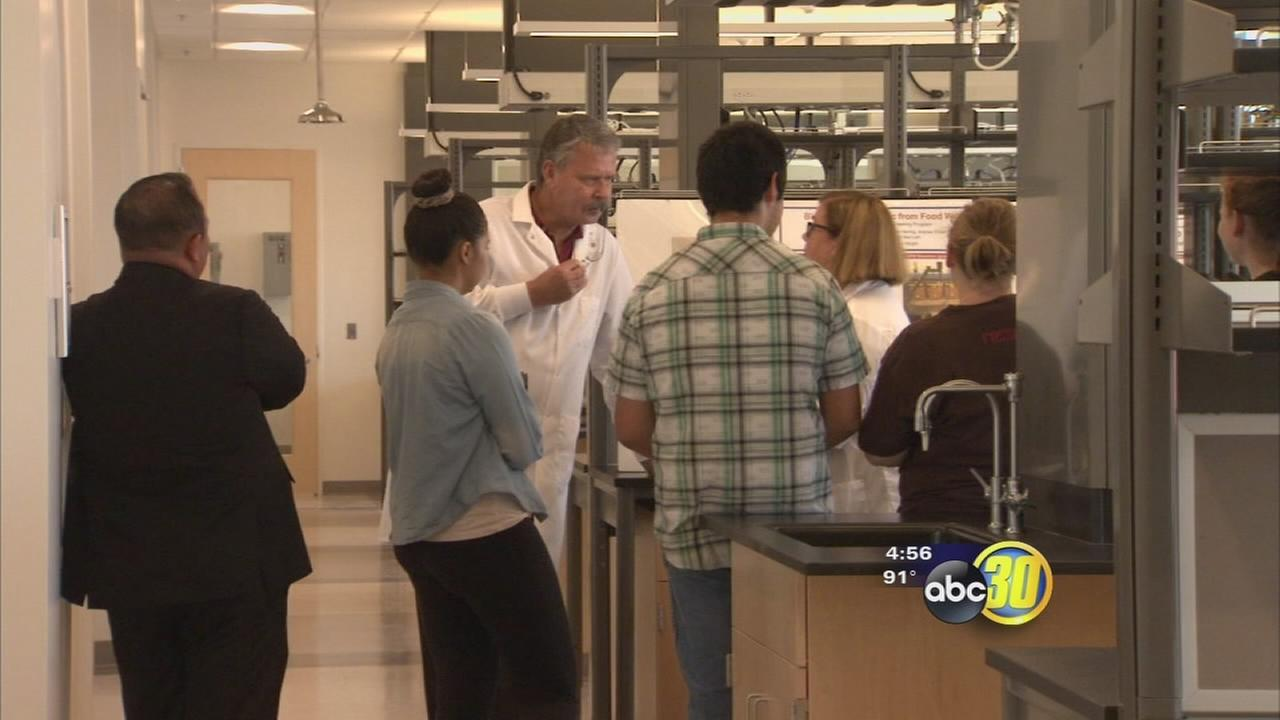 Fresno State celebrates unveil of new ag facility