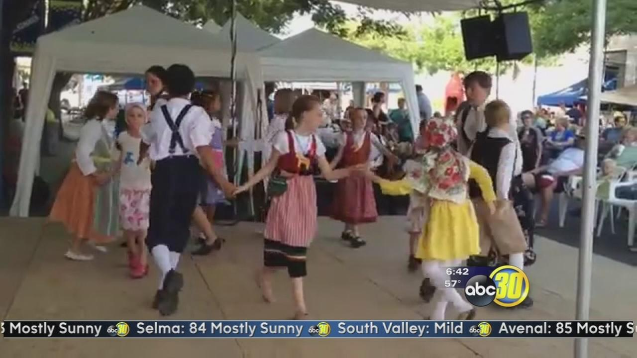 Swedish Festival returns to Kingsburg for the 50th year