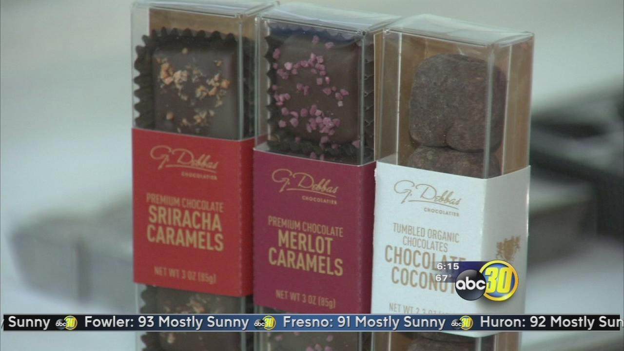 Made in the Valley: G. Debbas Chocolatier