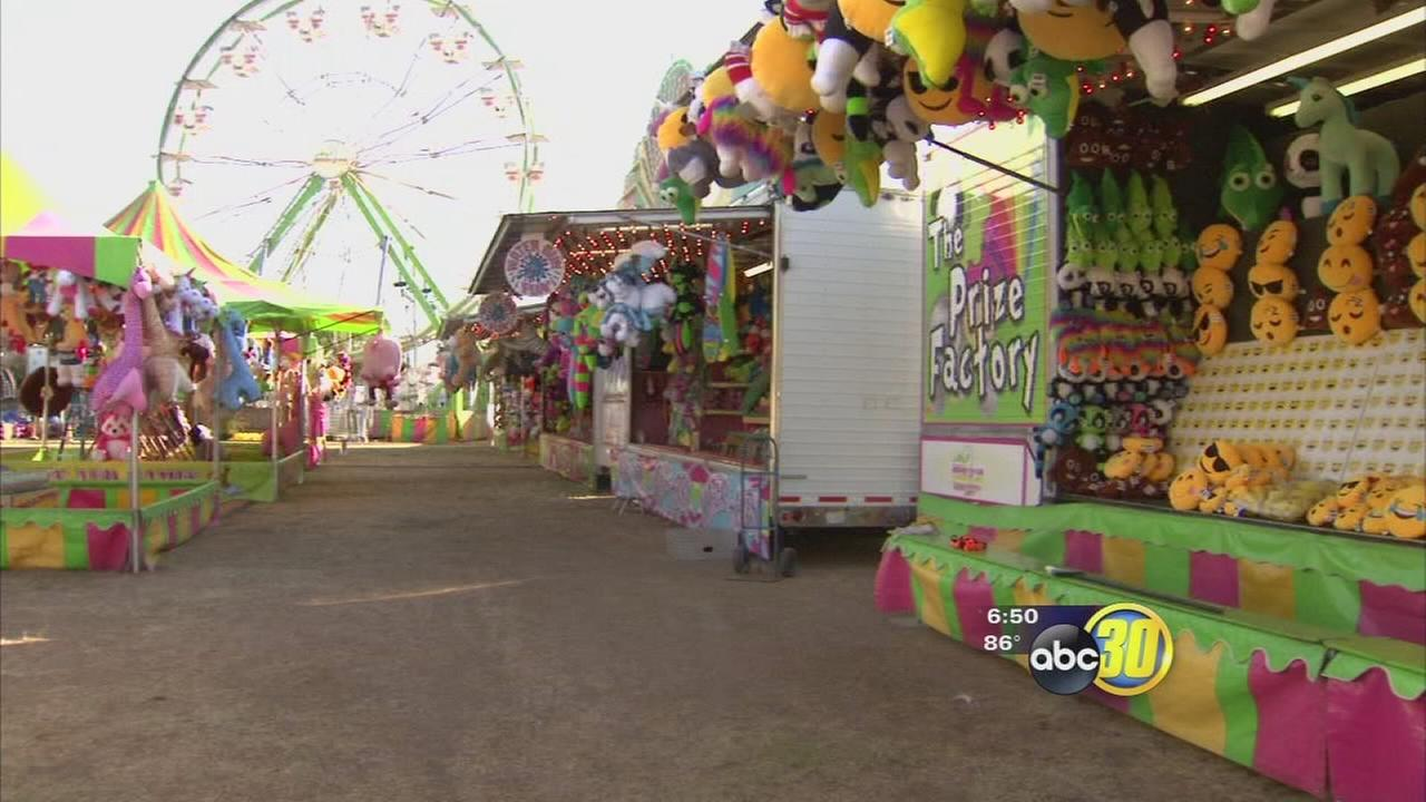 Chowchilla kicks of 70th county fair