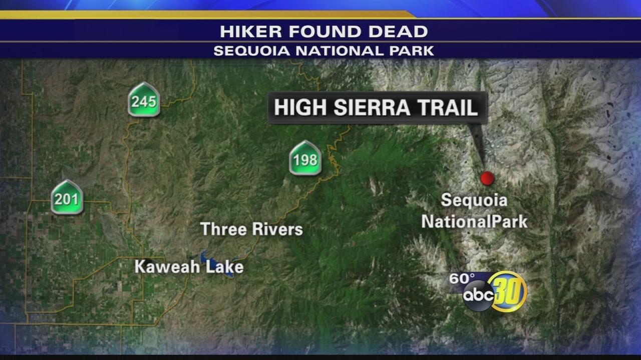 Hiker found dead on the High Sierra Trail