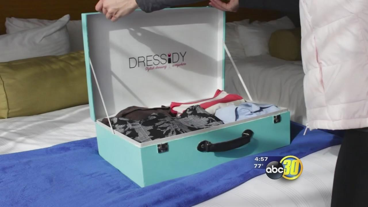 Subscription box made by Fresno company aims at helping traveling women dress well