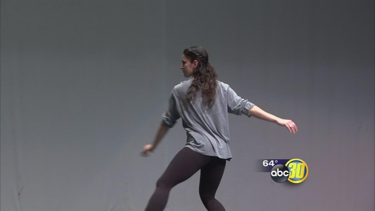 Juilliard School comes to Fresno to treat students to an elite lesson on dancing