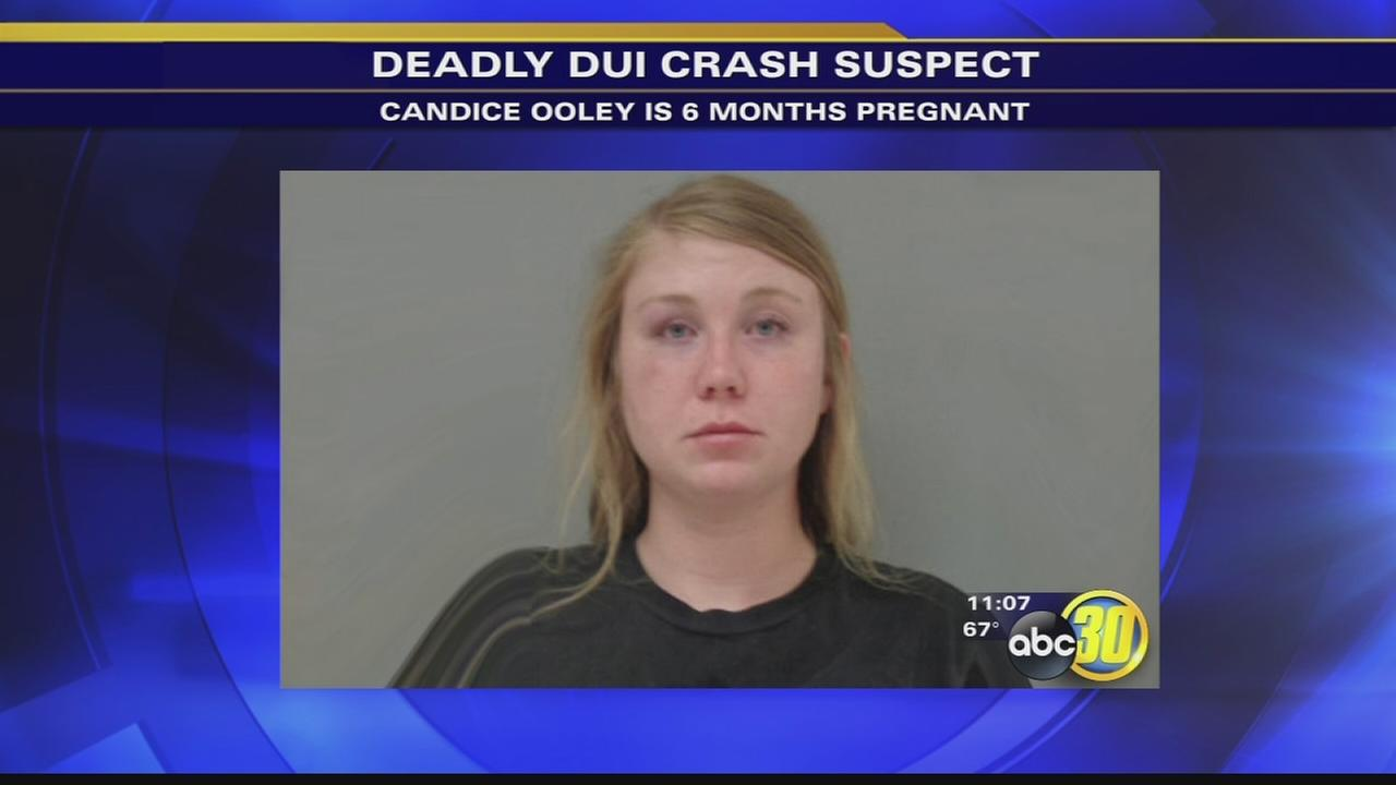 Pregnant fatal DUI suspect to face gross vehicular manslaughter charges