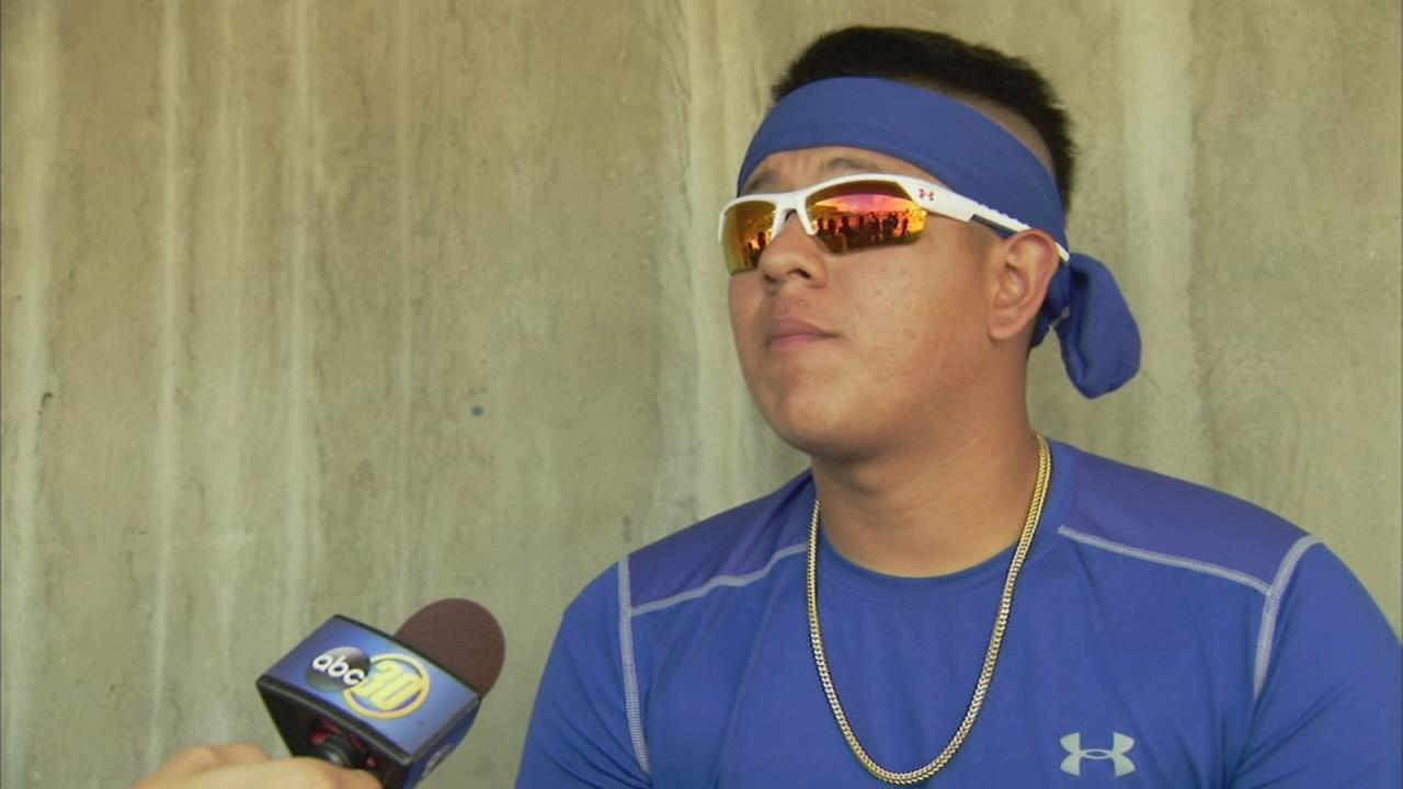 Dodgers Prospect: Julio Urias interview