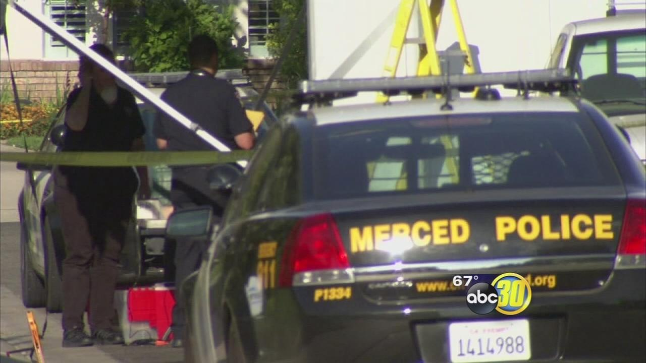 15-year-old burglar gets into shootout with homeowner in Merced