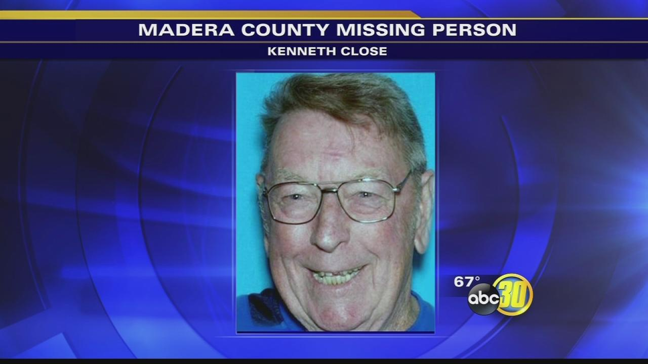 Madera County Sheriff needs help finding missing elderly man