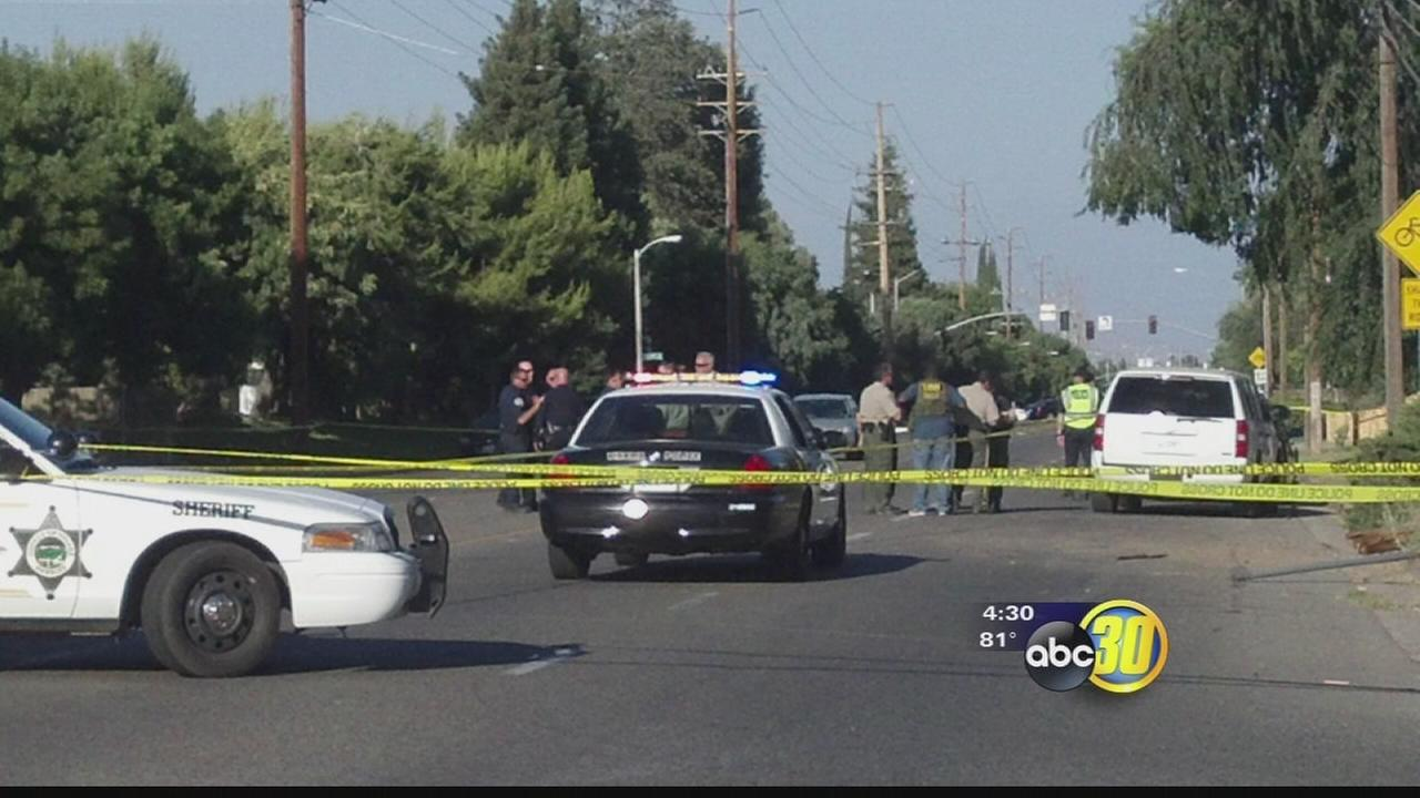 Visalia police investigating officer involved shooting