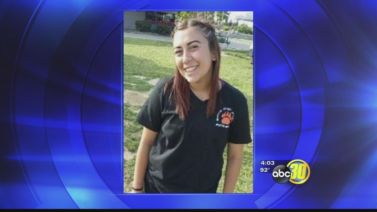 Police in 4th day of search for missing Fresno teen
