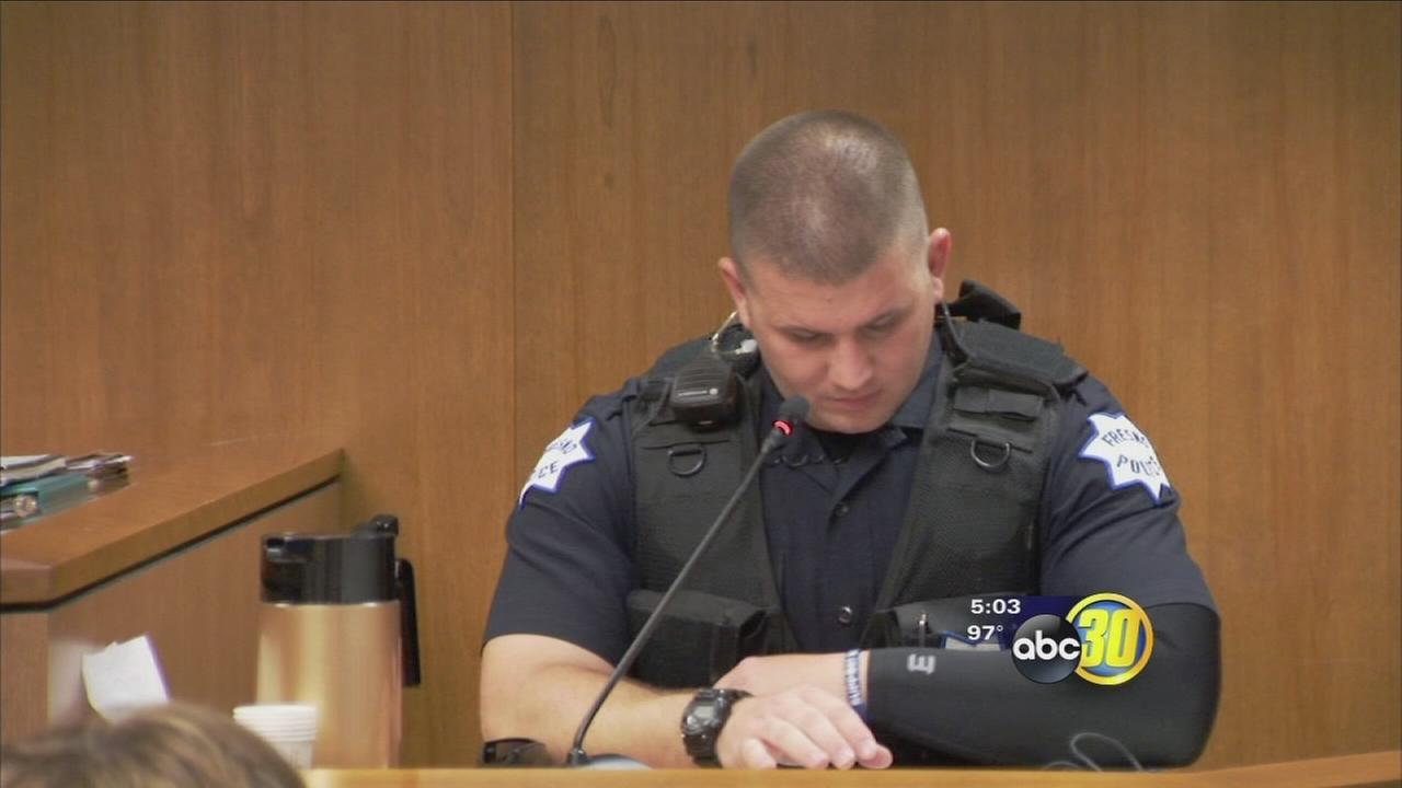 Detective testifies in trial of Fresno man accused of killing 2 brothers that he confessed to crime