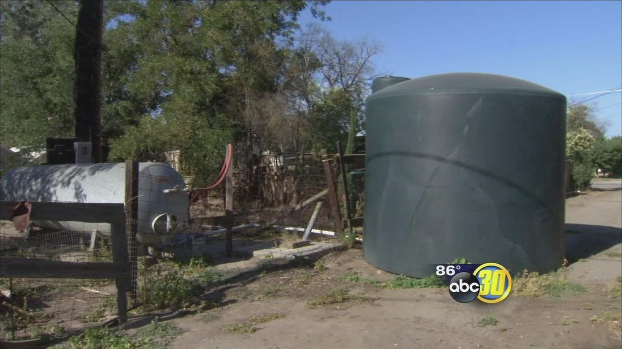 Community in the South Valley getting help after several drought-related emergencies