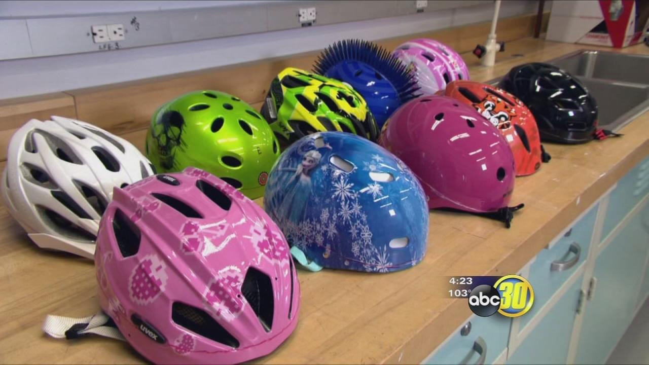 Great Kids? Bike Helmets