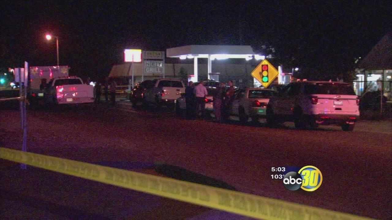 Attempted robbery ends with deadly confrontation