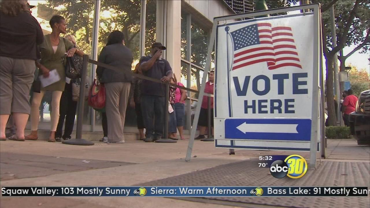 Its Election Day for the 2016 California Primary