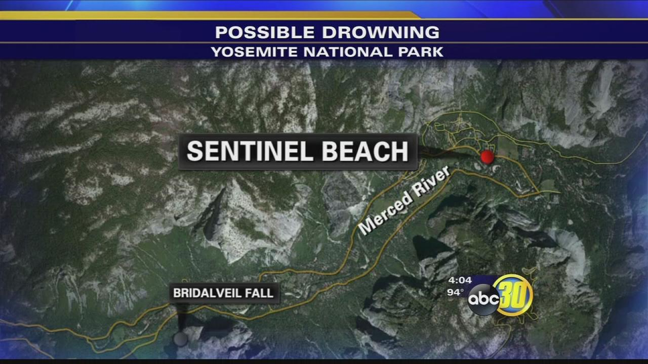 Search crew looking for missing Oakhurst man in Merced River at Yosemite National Park