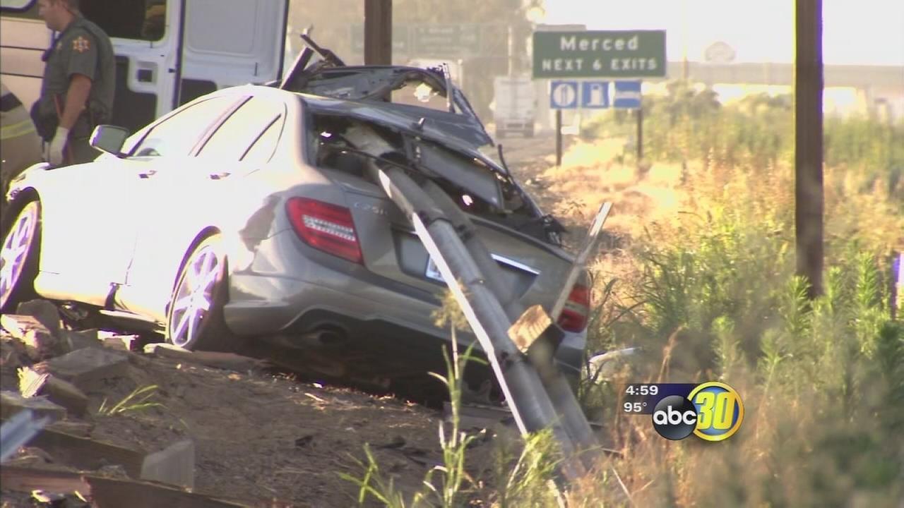Former Merced County Commissioner killed in DUI crash